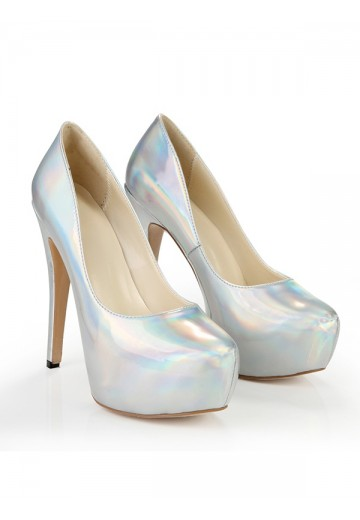 Platform Wedding Shoes SLSDN1487LF