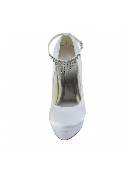 Nice Heel Wedding Shoes S52018B