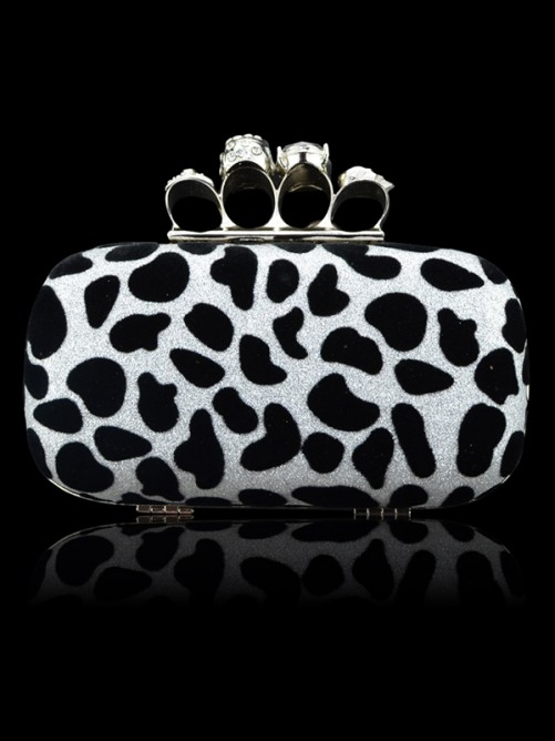 Leopard Print Casual Party/Evening Handbags S01837JC