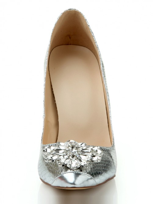 Heel Wedding Shoes S1LSDN1057LF