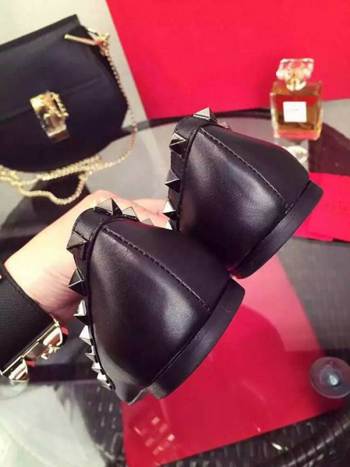 Black Party Casual Shoes S3LSDN050409LF