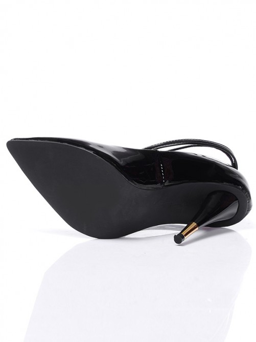 Cone Heel Evening Shoes S5MA0387LF