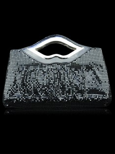 Aluminum Evening/Party Handbags