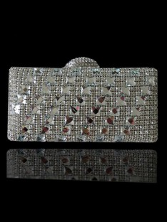 Elegant Crystal Evening/Bridal/Wedding Handbags