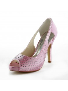 Beautiful Heel Wedding Shoes S137034