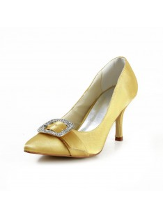 Charming Heel Wedding Shoes S5A3114