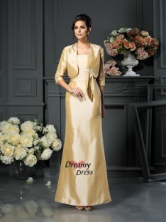 Fashion 1/2 Sleeves Taffeta Special Occasion Wrap
