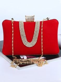 Mini Velvet Evening/Party Handbags