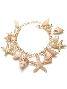 Alloy with Pearl Necklaces For Ladies