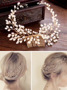 Wedding Headpieces TMFS014