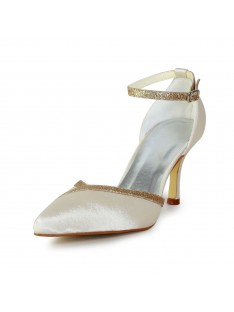 Elegant Heel Wedding Shoes S4A319