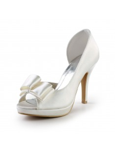 Butterfly Wedding High Heel Shoes S23704A