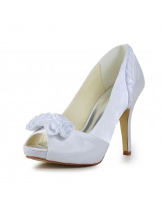 Fabulous Heel Pumps Wedding Shoes S437028