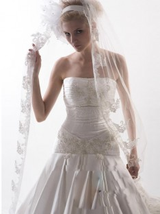 Wedding Veils IDRESS917