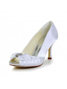 Graceful Heel Wedding Shoes S4A31B23