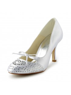 Lovely Heel Wedding Shoes S1A31B14