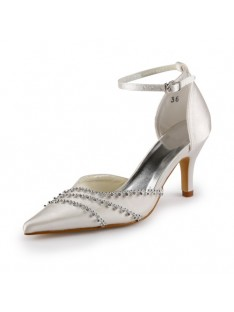 Nice Heel Wedding Shoes S23733B