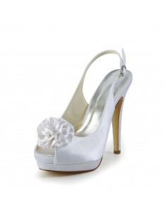 Heel Sandals Wedding Shoes S54092A
