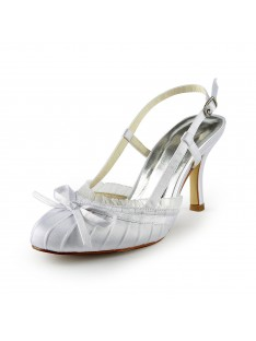Pretty Heel Sandals Wedding Shoes S1A31B11