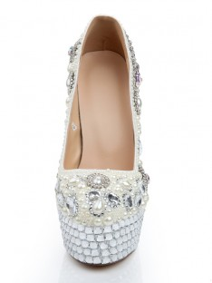Platform Chain Wedding Shoes s2lsdn1140lf