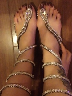 Sandal Shoes S5LSDN52501LF