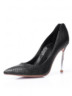 Black Heel Party Shoes S5MA0375LF