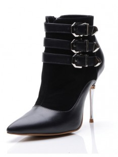 Heel Ankle Boots S5MA0403LF