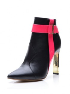 Heel Ankle Boots S5MA0407LF