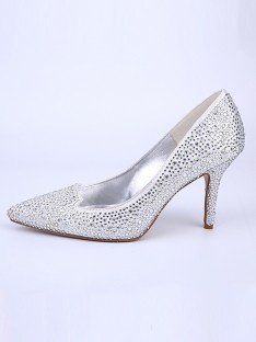 Heel Wedding Shoes S5MA04110LF