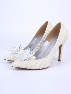 Heel Wedding Shoes S5MA04115LF