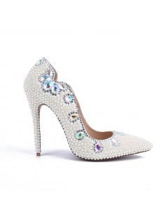 Heel Wedding Shoes S5MA04131LF