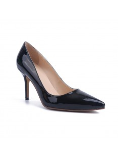 Black Heel Office Shoes S5MA04169LF