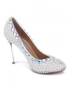Heel Wedding Shoes S5MA0427LF