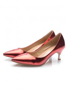 Cone Heel Party Shoes S5MA0460LF