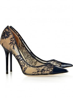 Net Heel Evening Shoes S5MA0498LF