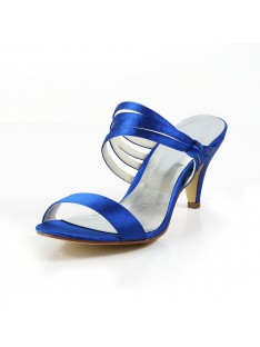 Cone Heel Pumps Sandal Shoes S5594944