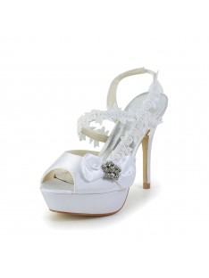 Heel Shoes Wedding S51293