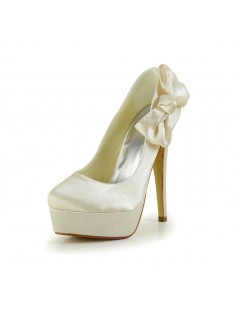 Heel Platform Wedding Shoes S12013