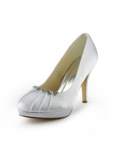Heel Platform Wedding Shoes S137022