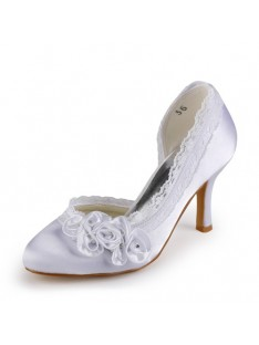 Heel Wedding Shoes S2A31B19