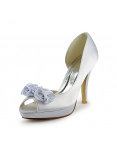 Heel Wedding Shoes S13704