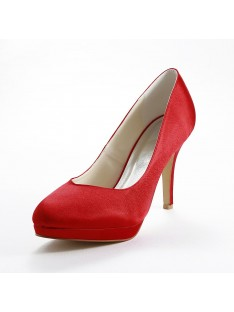 Heel Pumps Wedding Shoes S137029