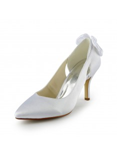 Heel Pumps Wedding Shoes S18390B6