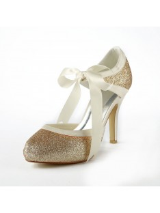Heel Pumps Wedding Shoes S137030