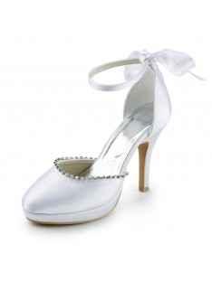 Heel Wedding Shoes S23703B