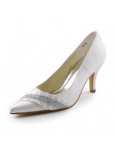 Heel Pointed toe Wedding Shoes S23733