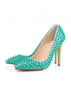 Heel Prom Shoes SLSDN1412LF