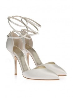 Heel Wedding Shoes SLSDN1454LF
