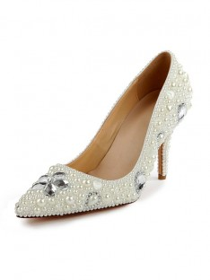 Heel Wedding Shoes SMA02520LF