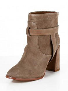 Suede Ankle Boots SMA03240LF